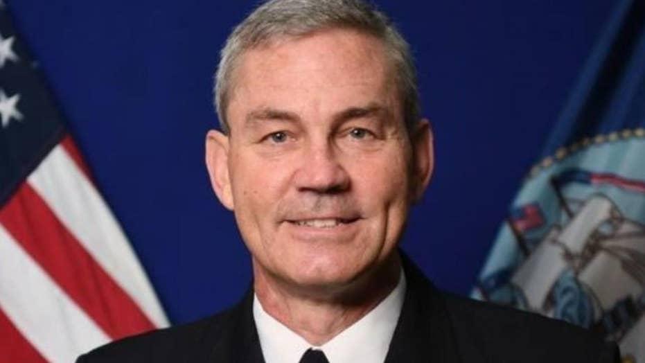 US Fifth Fleet commander found dead in Bahrain
