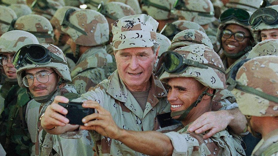 George H.W. Bush and the Cold War