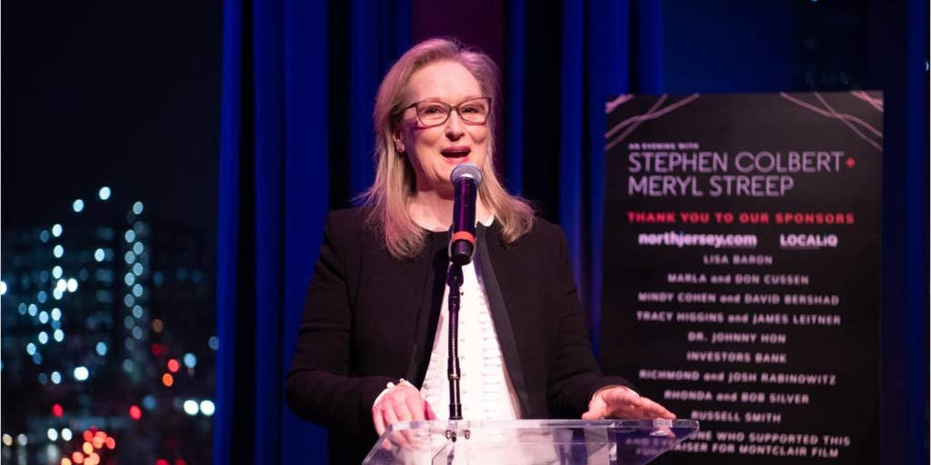 Meryl Streep says people should be afraid now that Donald Trump's
