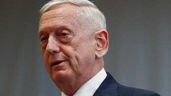 Mattis warns defense cuts could lead to war