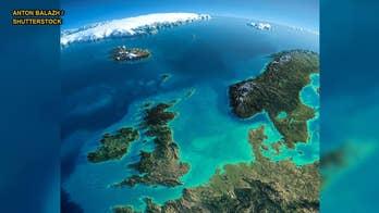 Sunken North Sea plateau region reveals its secrets