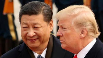 Trump touts new trade relationship with China