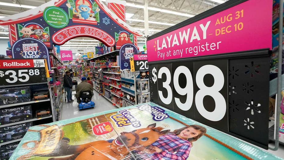 'Secret Santa' pays off gifts on layaway at Colorado Walmart