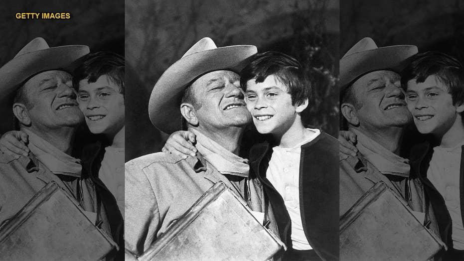John Wayne's son recalls growing up with 'The Duke'