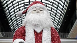 Santa stormed out of grotto, tore off his beard and swore at children during fire alarm