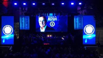 Houston remembers former President George H.W. Bush