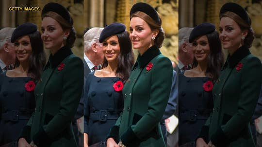 Meghan Markle, Kate Middleton still in 'an early stage' of their relationship despite alleged feud, says royal expert