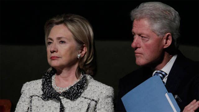 Lackluster ticket sales for Clinton speaking tour