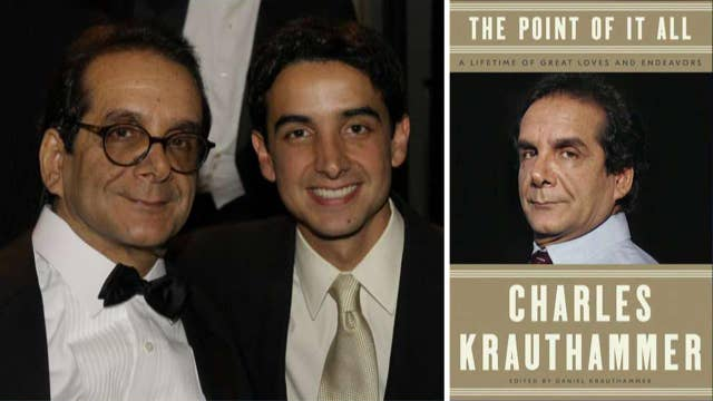 Charles Krauthammer's final book finished by his son Daniel