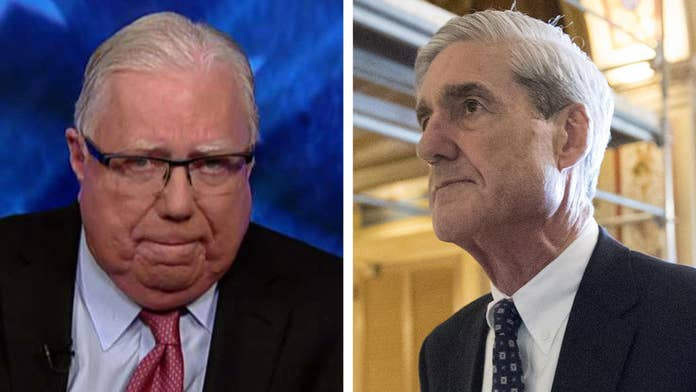 Jerome Corsi celebrates end of Russia probe, says he feels 'vindicated' for not giving in to Mueller's inve...