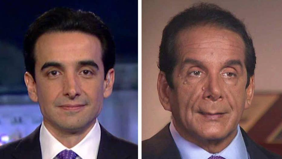 Daniel Krauthammer reflects on his father's legacy