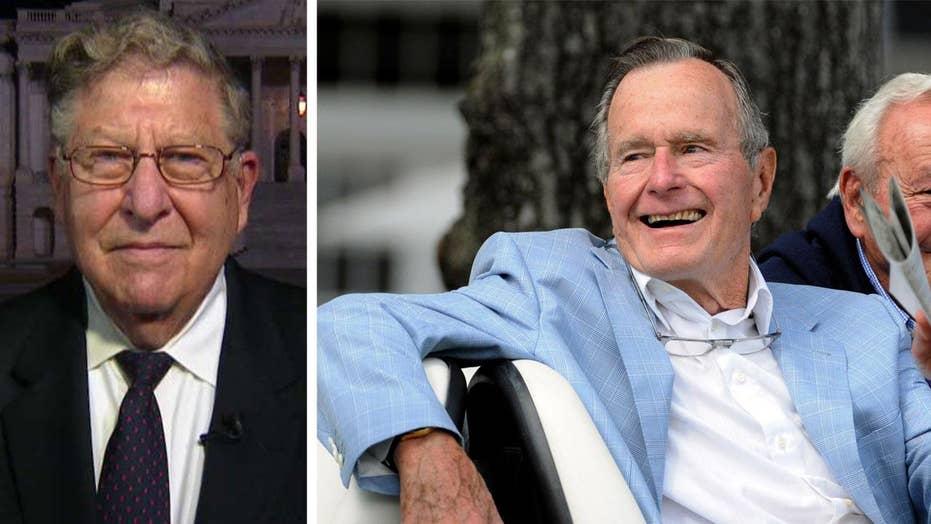 John Sununu reflects on George H.W. Bush's life