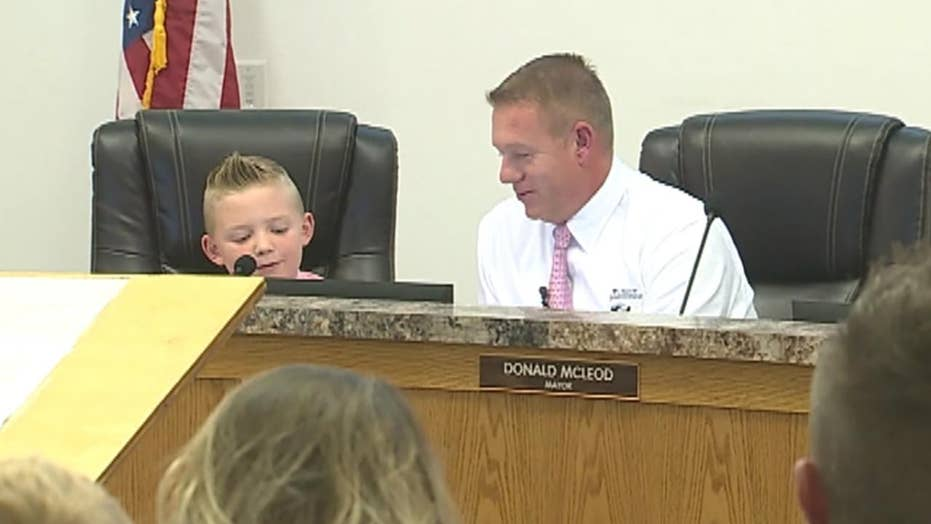 9-year-old gets town to overturn snowball ban