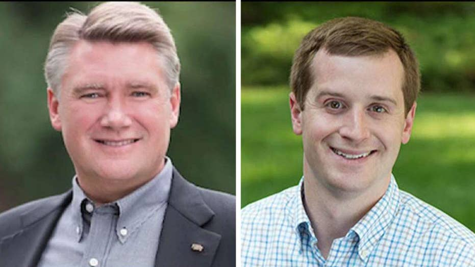 NC congressional seat in doubt after voter fraud accusations