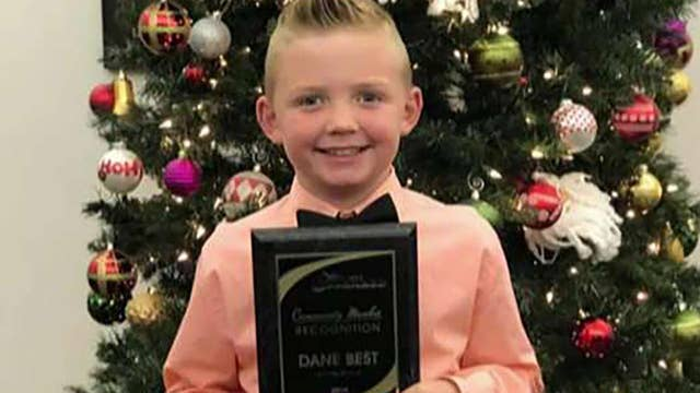 Meet the boy who got his town's snowball ban overturned
