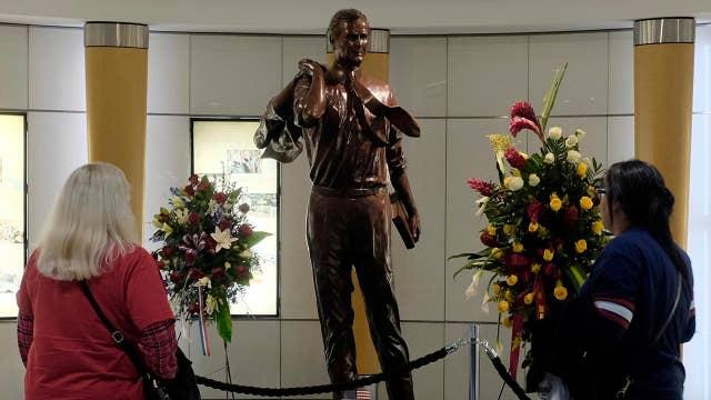 Texas prepares to bid final farewell to George H.W. Bush