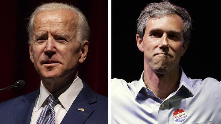 Could we see a Biden versus Beto 2020 Democratic primary?