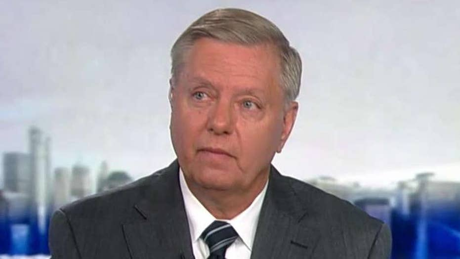 Graham: If we don't stop Saudi Arabia now, it'll get worse