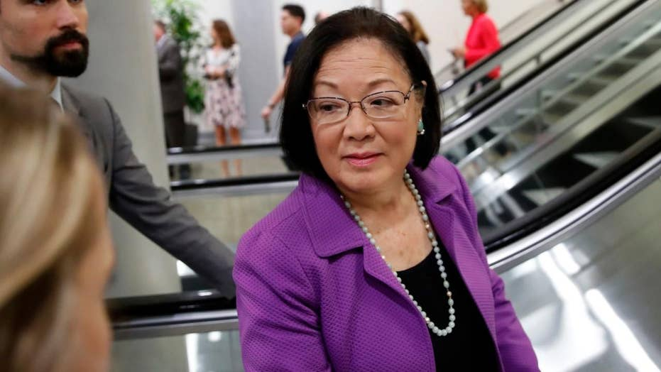 Sen. Mazie Hirono says Dems know so much; appeal to the mind