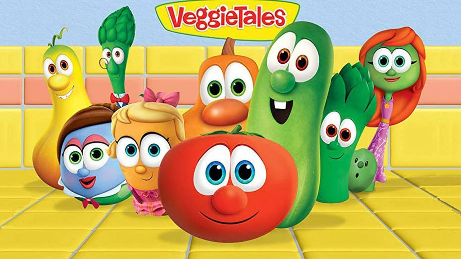Christian-themed kids show 'VeggieTales' is 'racist,' students claim