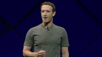 Facebook, other tech giants should stop suppressing speech
