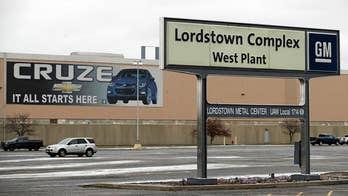 Lawmakers fight to keep GM jobs in Ohio