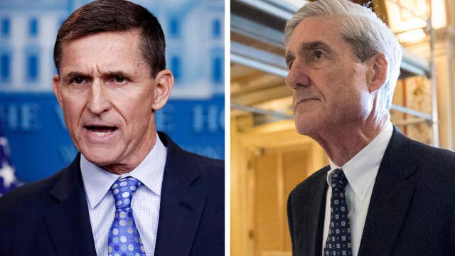 Is Mueller using Flynn to set an example of cooperation?