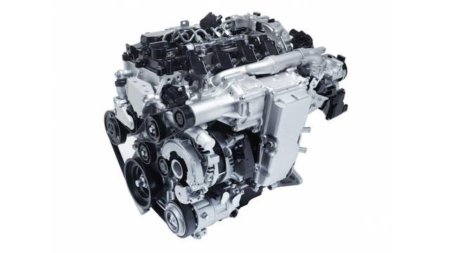 Mazda's revolutionary new engine
