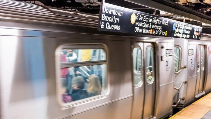 This may be New York City's most disgusting subway car