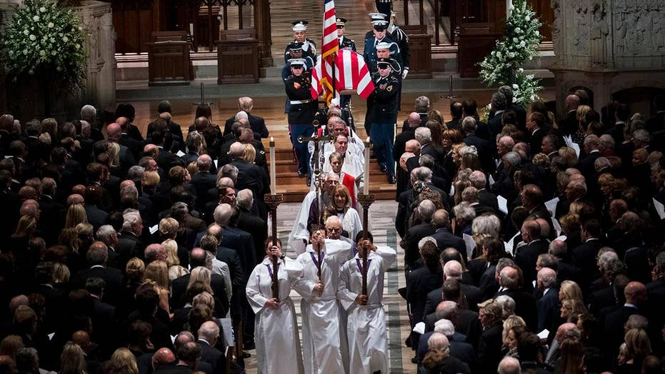 Friends, family remember George H.W. Bush