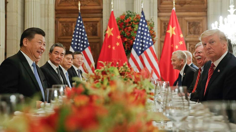 Trump pushes China to crack down on fentanyl producers