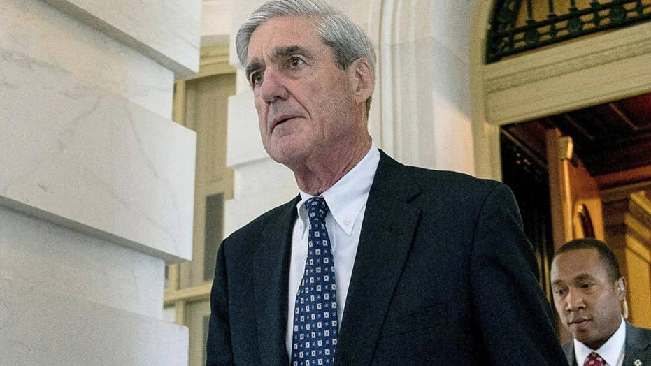 Are we nearing the end of the Mueller investigation?