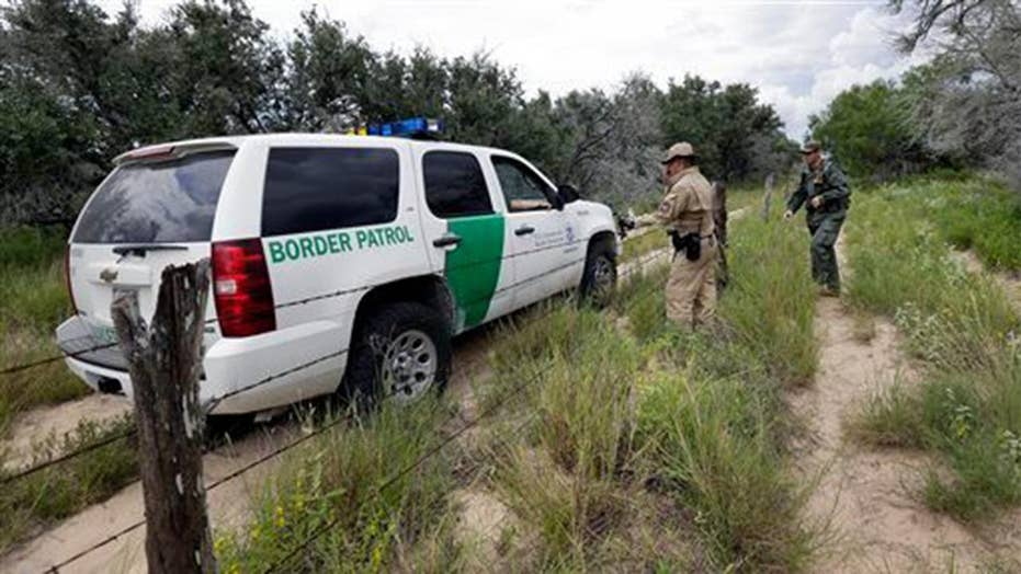 Resources stretched 'very thin' at Texas-Mexico border