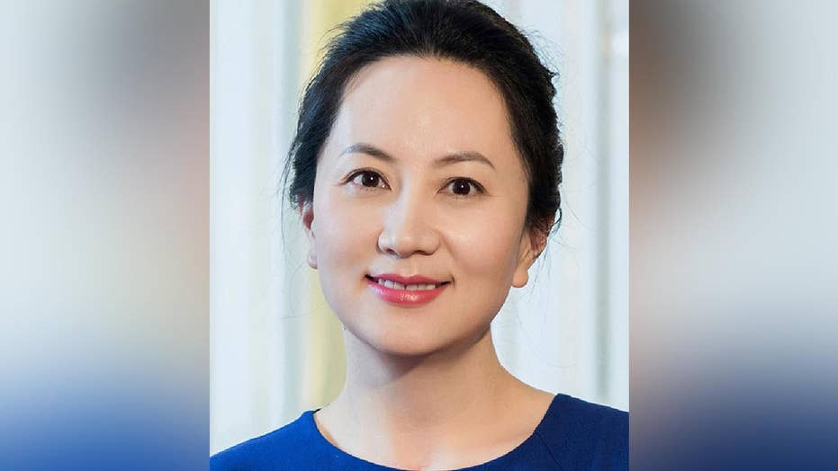 Huawei CFO's arrest renews US-China trade fears