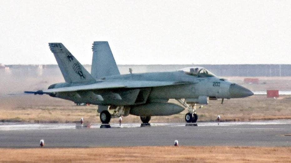 Crew member in US Marine Corps plane collision dies