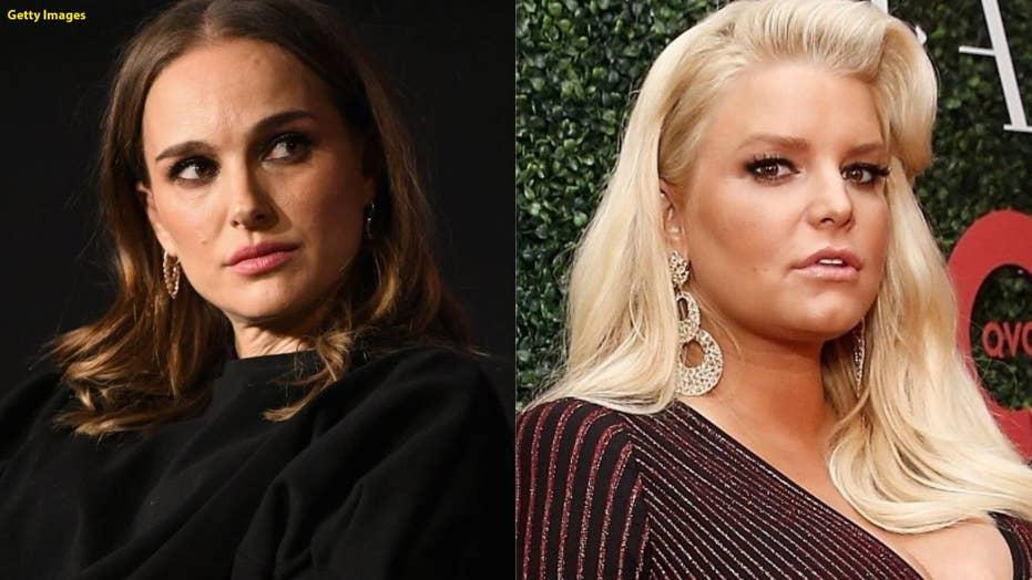 Natalie Portman apologizes to Jessica Simpson for bikini, virginity comments