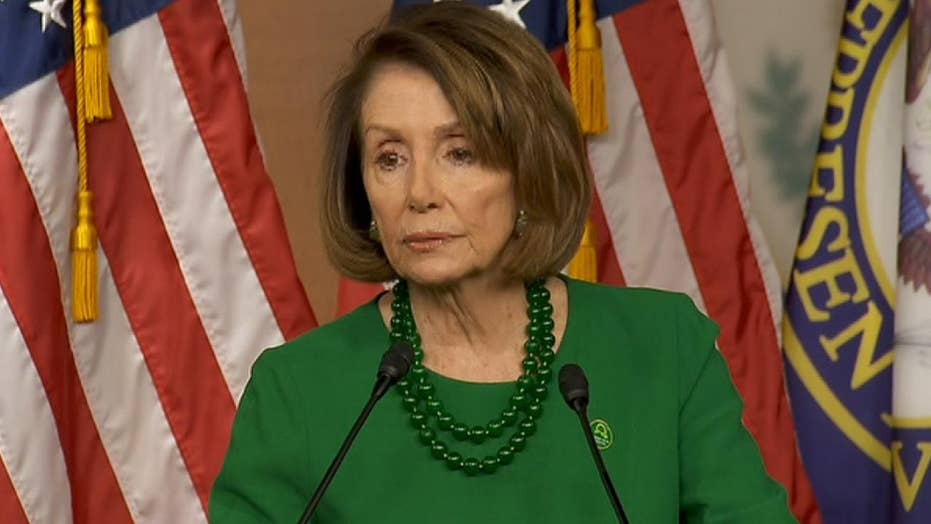 Pelosi: No DACA deal in exchange for border wall funding