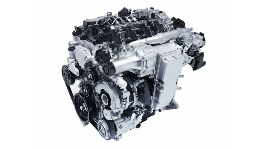 Mazda's revolutionary new engine