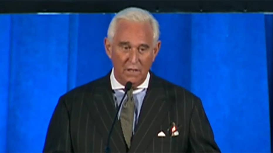 Roger Stone: Mueller has examined every aspect of my life