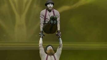 Cirque Musica performs holiday show 'Wonderland'