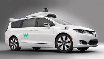Fox on Tech: Google driverless taxis