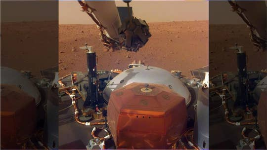 NASA's InSight Mars Lander 'hears' Martian winds, shares images of Red Planet and other accomplishments