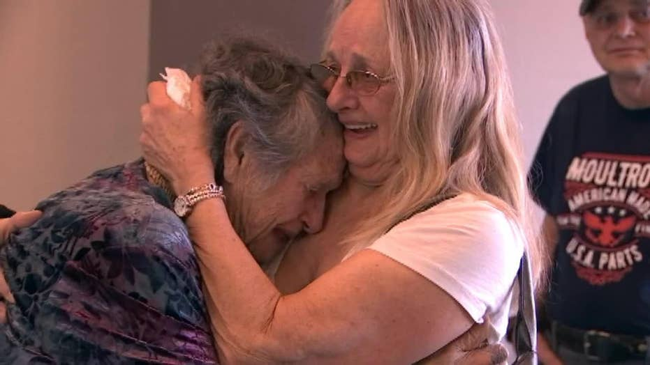 Mother reunited with daughter after 69 years