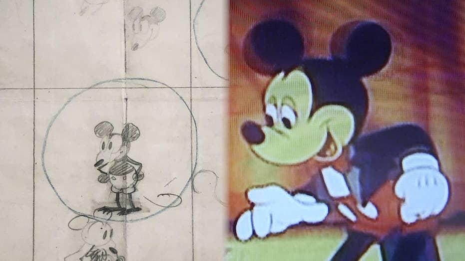 American icon Mickey Mouse celebrates 90th birthday