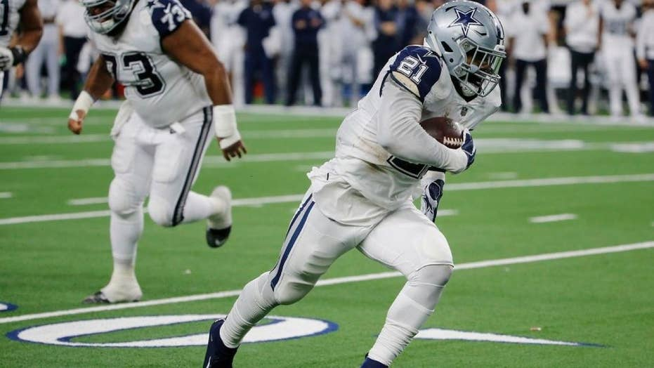 Cowboys star Ezekiel Elliott blasts NFL