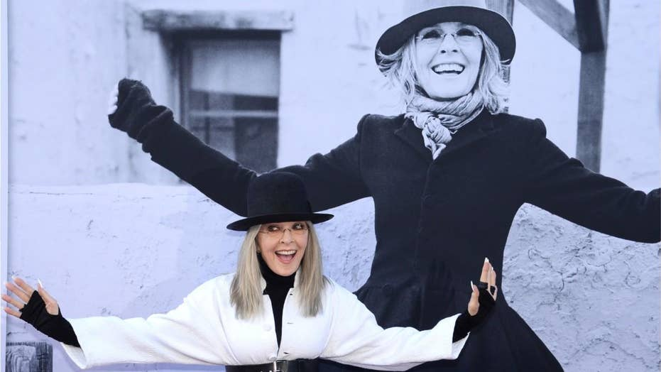 Diane Keaton's lost wallet discovered more than 50 years later