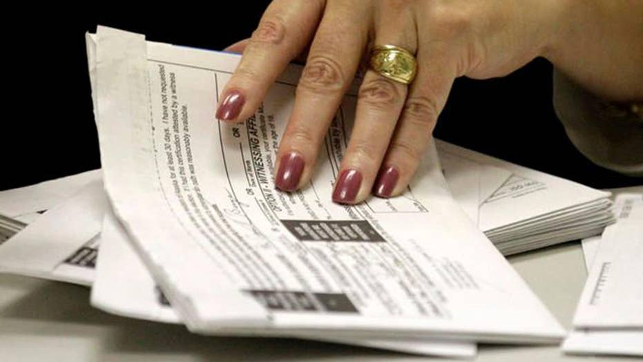 Texas says it found 95,000 non-citizens on voter rolls