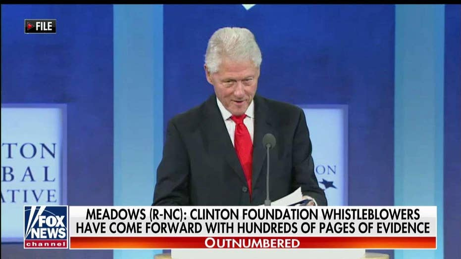 Whistleblowers Claim Illegal Activity at Clinton Foundation