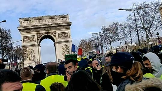 France protests and the 'yellow vests' deep anger reveal the hypocrisy at the heart of the green agenda