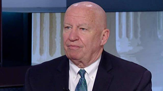 Rep. Brady on threat of government shutdown